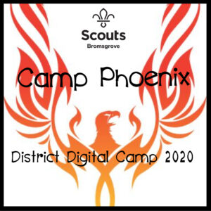 Camp Phoenix badge